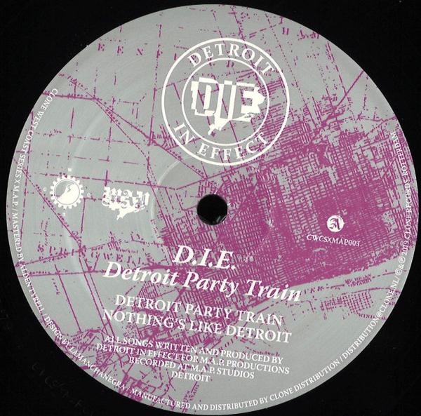 D.I.E. - Detroit Party Train