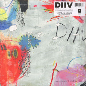 DIIV - Is The Is Are (2LP)