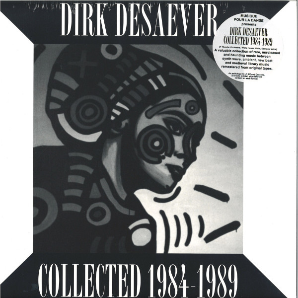 DIRK DESAEVER - COLLECTED 1984-1989 (EXTENDED PLAY)
