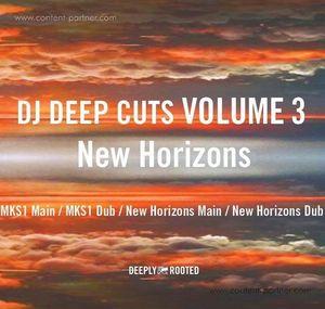 DJ Deep - Cuts Vol3 New Horizons