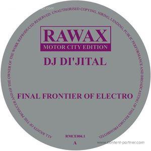 DJ Di'jital - The Prototype Ep