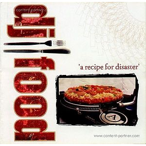 DJ Food - A Recipe For Disaster (2LP + MP3)