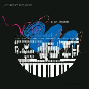 DJ Guy - Structures & Rhythms 94 - 99 / Lp+ Cassette