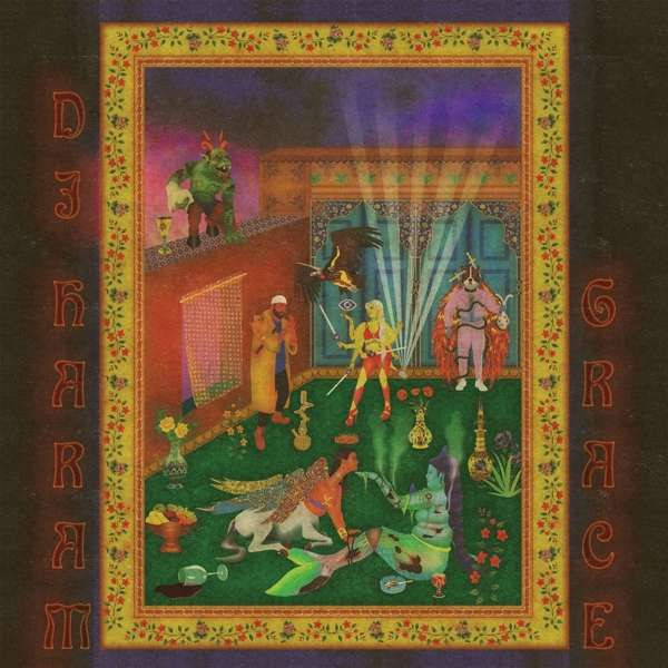 DJ HARAM - GRACE EP