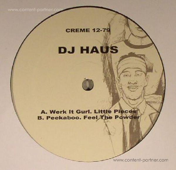 DJ Haus - Peekaboo Ep (Back)