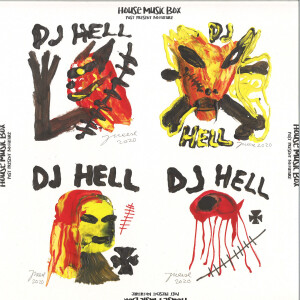 DJ Hell - House Music Box (Past, Present, No Future) (2LP)