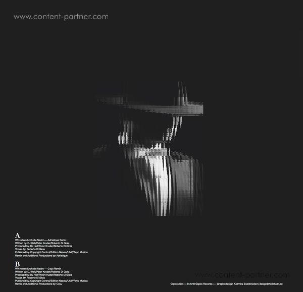 DJ Hell - Wir reiten durch die Nacht (Adriatique & Coyu Rmx) (Back)