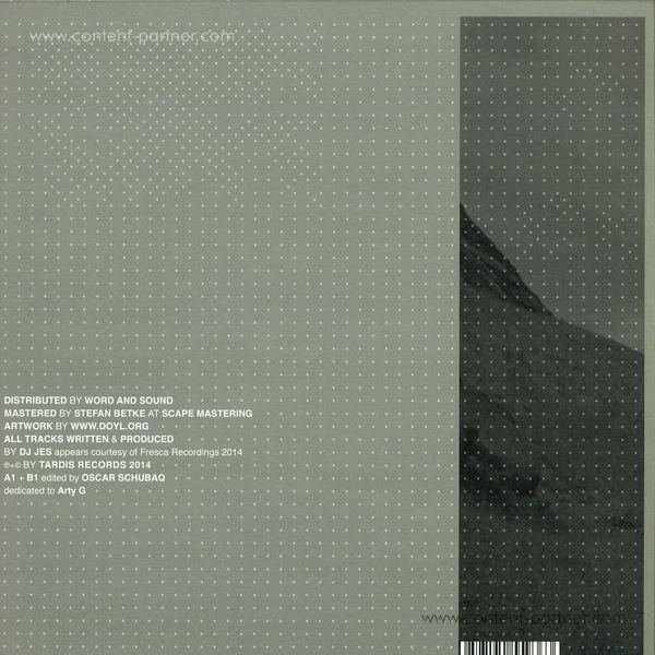 DJ Jes - Closer To Freedom (Back)