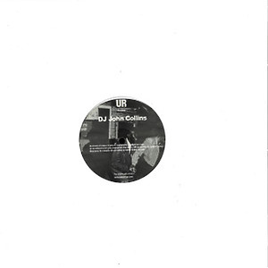 DJ John Collins - Yeah (Back)