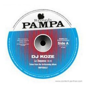 DJ KOZE - La Duquesa (back in)