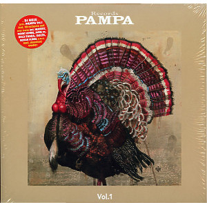 DJ Koze Presents - Pampa Vol. 1 (3LP+MP3)