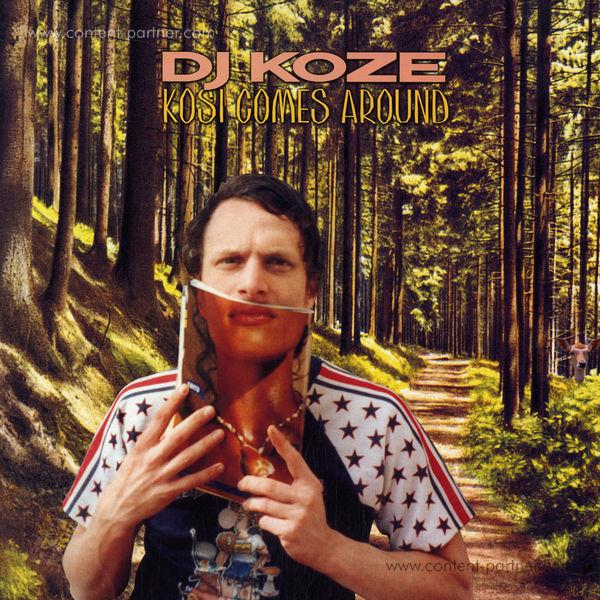 DJ Koze - Kosi Comes Around (2LP)