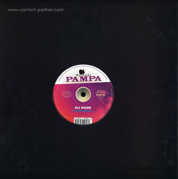 DJ Koze - Pick Up (Back)