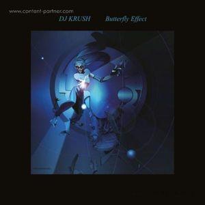 DJ Krush - Butterfly Effect (Ltd. Edition 2LP)