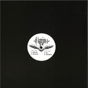 DJ Laxxiste A - CDXL (Back)
