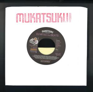 DJ Mitsu The Beats - Let Go / Pilot (Back)