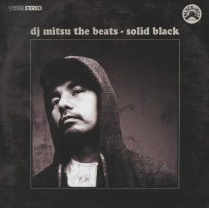 DJ Mitsu The Beats - Solid Black