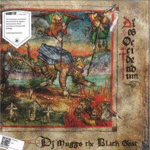 DJ Muggs The Black Goat - Dies Occidendum (Black VInyl LP)
