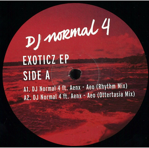 DJ Normal 4 - Exoticz (EP)