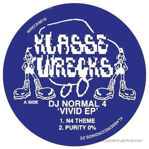 DJ Normal 4 - Vivid EP