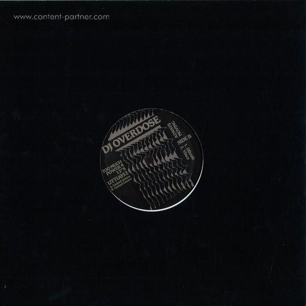 DJ Overdose - Housejam Freaker (Back)