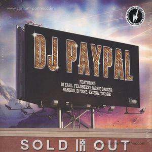 DJ Paypal - Sold Out (2x12inch)