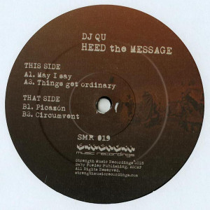 DJ Qu - Heed The Message