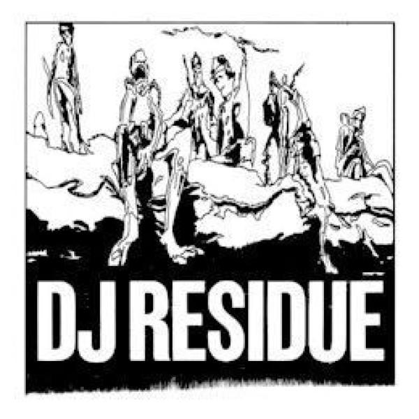 DJ Residue (aka Kassem Mosse) - 211 Circles Of Rushing Water