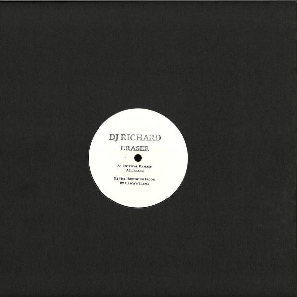 DJ Richard - Eraser (Back)