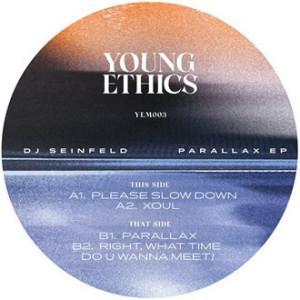 DJ Seinfeld - Parallax EP