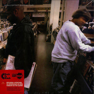 DJ Shadow - Endtroducing... (2LP)