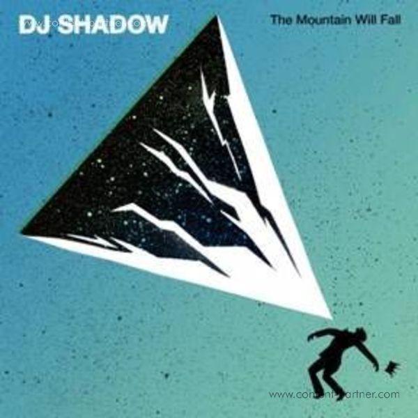DJ Shadow - The Mountain Will Fall (2LP/Gatefold+MP3)