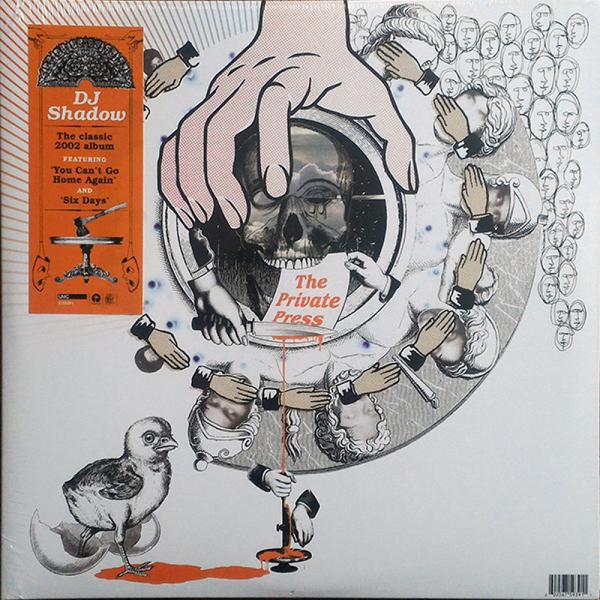 DJ Shadow - The Private Press (2LP)