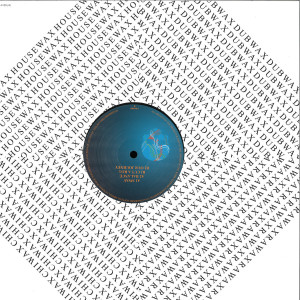 DJ Skull - Balance EP (Back)