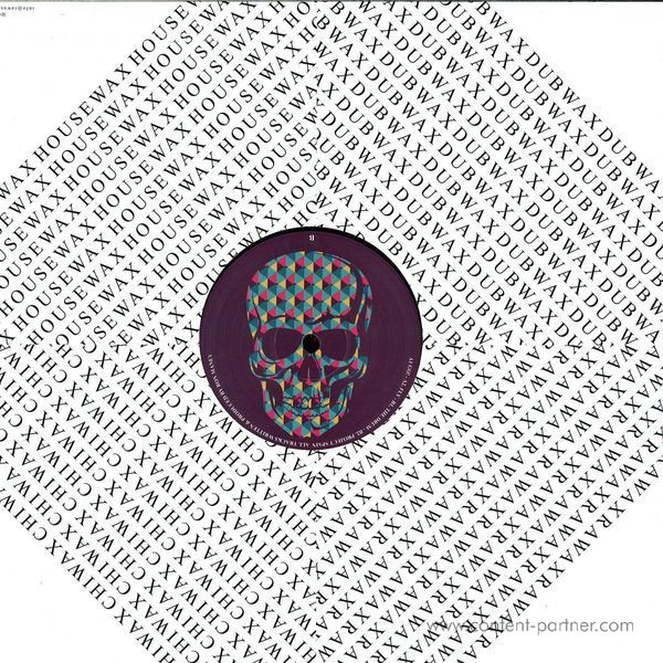 DJ Skull - The Drum (Back)