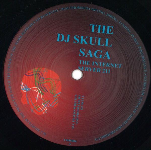 DJ Skull - The Internet Server EP