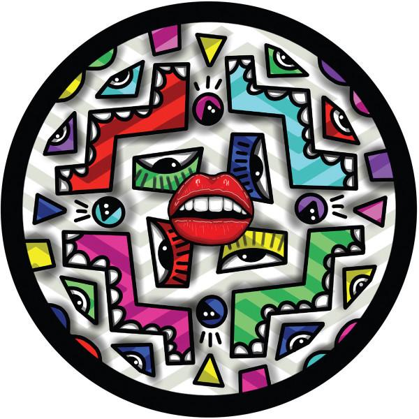 DJ Sneak & Jesse Perez feat. KE - Back & Forth (Inc. Ricardo Villalobos & DJ Lukke R