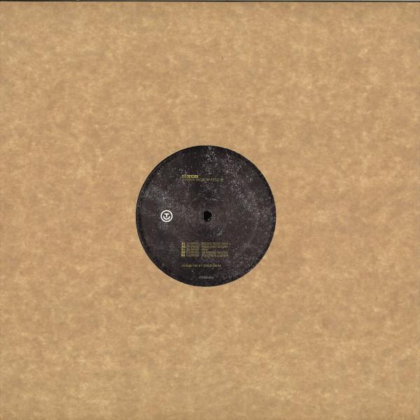 DJ Spider - Human Erosion Field EP (Back)