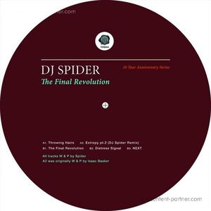 DJ Spider - The Final Revolution