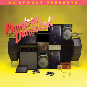 DJ Spooky Presents - Phantom Dancehall (Ltd. Edition LP)