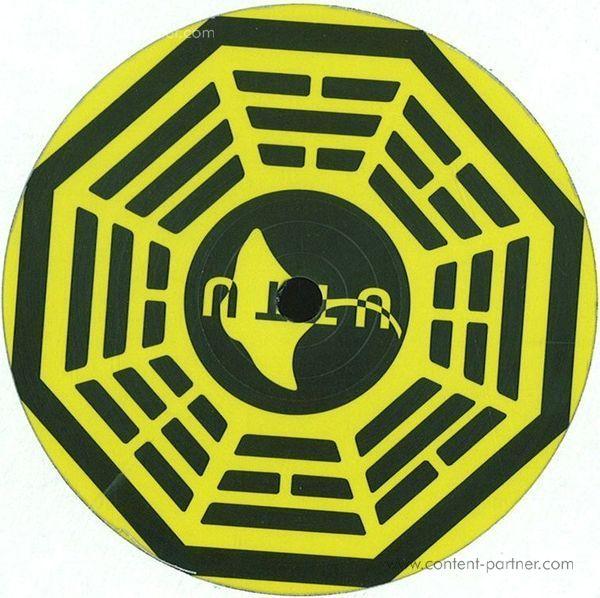 DJ Stingray / Vin Sol - Assassin/Edges of a Vortex (Back)