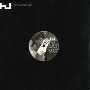 DJ Taye - Break It Down EP