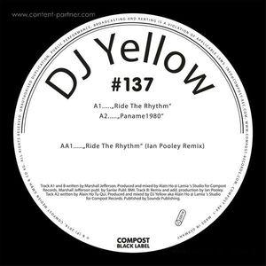 DJ Yellow - Ride The Rhythm (Ian Pooley Remix)