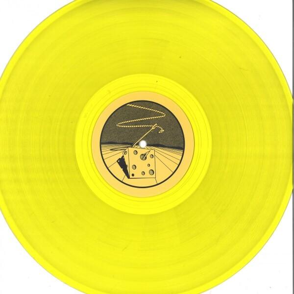 DJOKO - Hooked E (Yellow Repress) (Back)