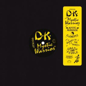 D.K. - MYSTIC WARRIOR E.P