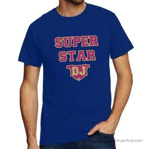 DMC T-Shirt - SuperStar DJ - Size L