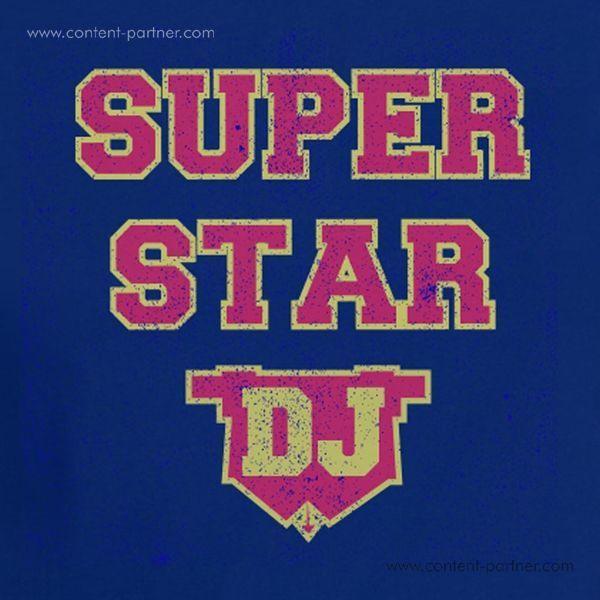 DMC T-Shirt - SuperStar DJ - Size L (Back)