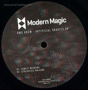 DMX Krew - Artificial Gravity EP