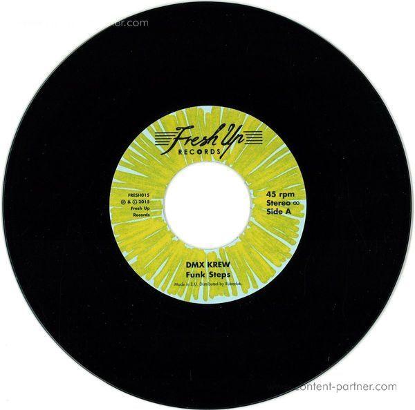 DMX Krew - Funk Steps / Space Fonk