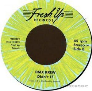 DMX Krew - Galaxy Love / Didn't I